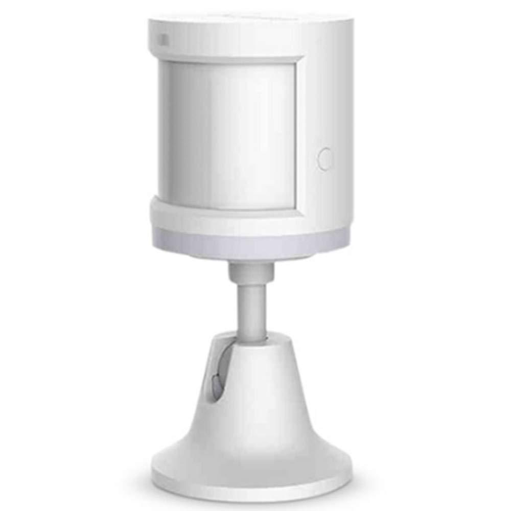 para Xiaomi Aqara Sensor de Cuerpo Humano, Conexión Inalámbrica a Casa ZigBee de Guangmaoxin Smart, Distancia de Detección de 7 m