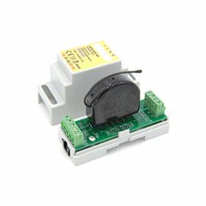 Adaptador eufix S223NP DIN para Fibaro fgs-212de 223–eutonomy