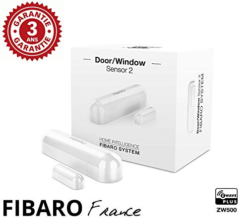 Fibaro Door/Window Sensor 2 Blanco