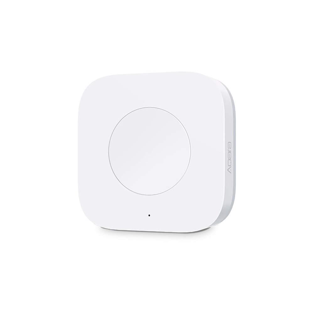 Aqara Interruptor Inalámbrico Inteligente, Interruptor Portátil, Dispositivo de Un Botón