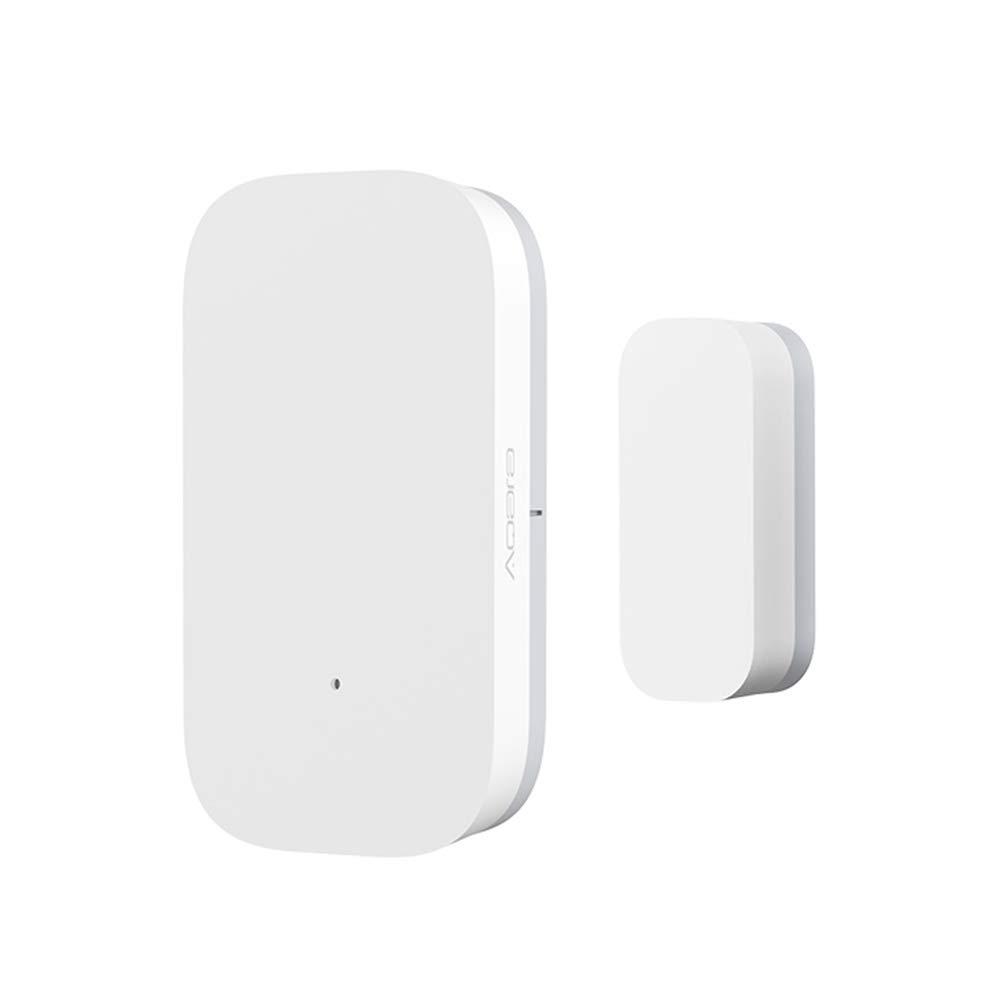 Aqara Sensor de Puerta de Ventana Conexión inalámbrica Equipo Inteligente de Seguridad para el hogar multipropósito