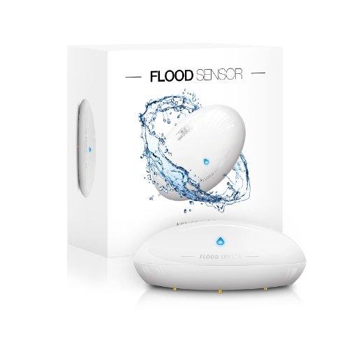 Fibaro - Sensor de Agua Z-Wave