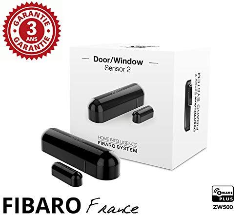 Fibaro Door/Window Sensor 2 Negro
