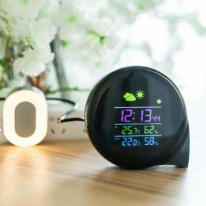 Sirena de Alarma Smart Home Siren Plug & Play (Z-Wave 868,4MHz EU Compatible con los Dispositivos Fibaro, Vera, Zipato o Otros Dispositivos Z-Wave