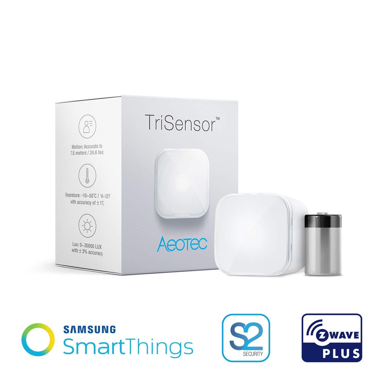 Aeotec ZWA005 TriSensor, 4.5 W, 3 V, Blanco, Piccolo