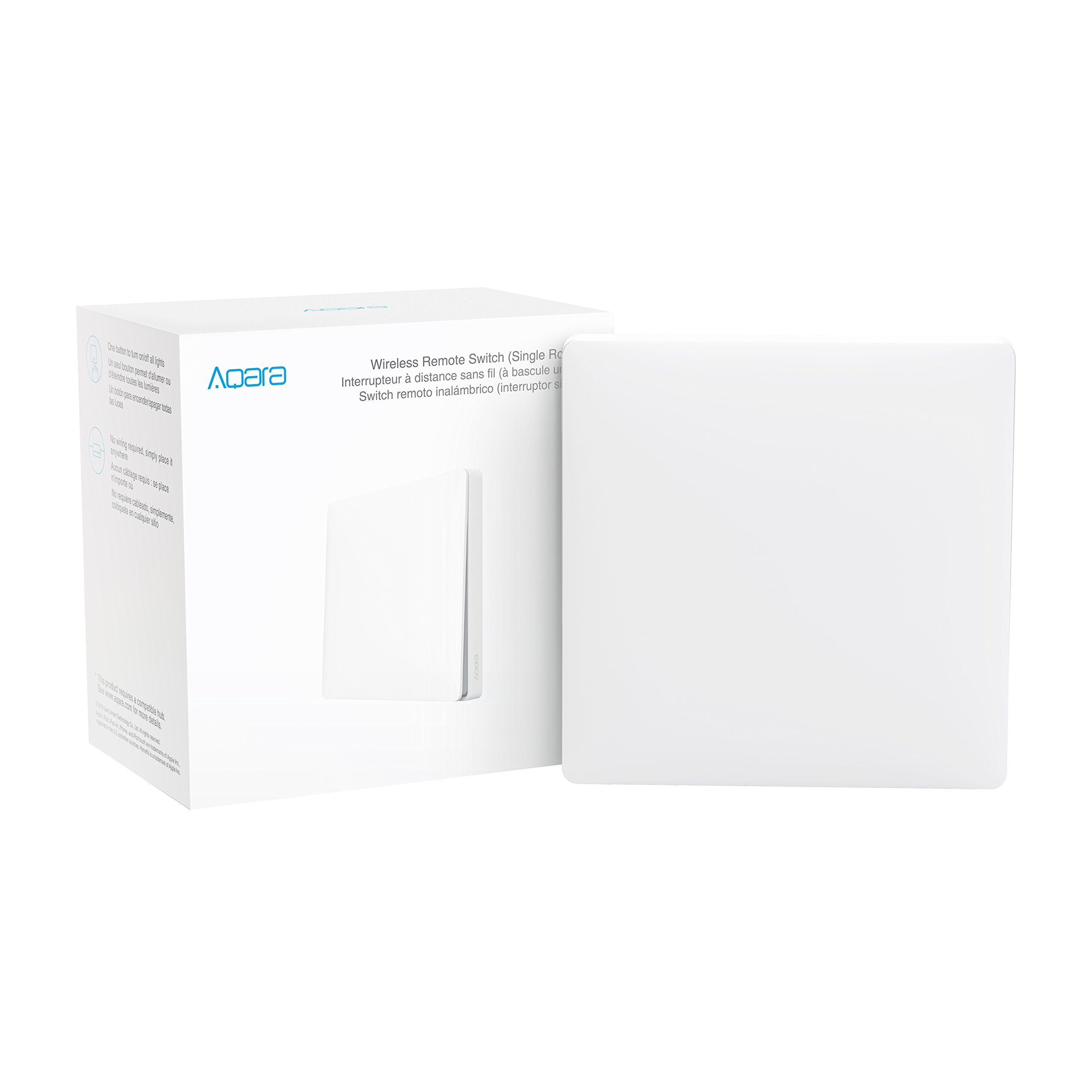 Aqara WXKG03LM - Conmutador inalámbrico